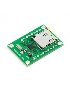 DOSonCHIP FAT16 FAT32 micro-SD Module