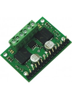 Dual MC33887 motor driver carrier