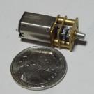 Industrial/Robotics Gear Motor - 4.8V