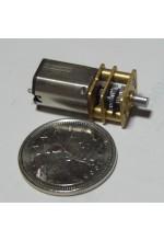 Industrial/Robotics Gear Motor - 6.0V