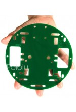 Robot Chassis RRC01A Solid Green