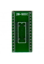 SOIC to DIP Adapter 28-Pin