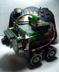 BUGGER Robot with RFL remote