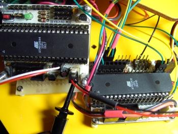 AVR ATMega 32 and 644