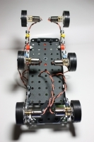 Rokker Robot bottom view