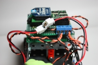 Rokker robot electronics